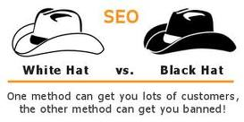 SEO: White Hat vs. Black Hat