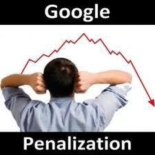 google-penalization